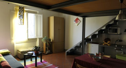 Apartment for rent from 23 Jul 2018 (Viale Don Giovanni Minzoni, Florence)