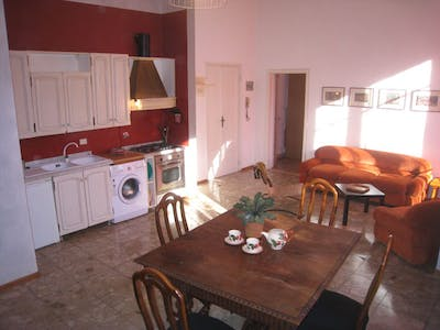 Apartment for rent from 10 Dec 2019 (Viale Don Giovanni Minzoni, Florence)
